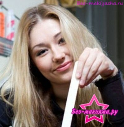 Лера Козлова без макияжа