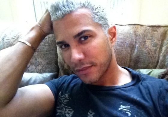 Джей Мануэль без макияжа