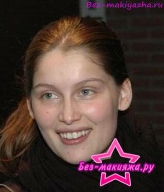 Летиция Каста без макияжа