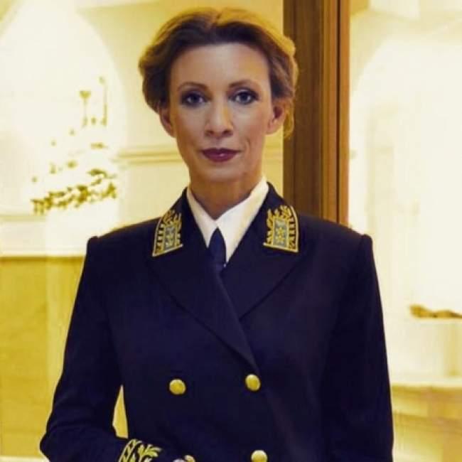 Мария Захарова – биография, личная жизнь, муж, дети