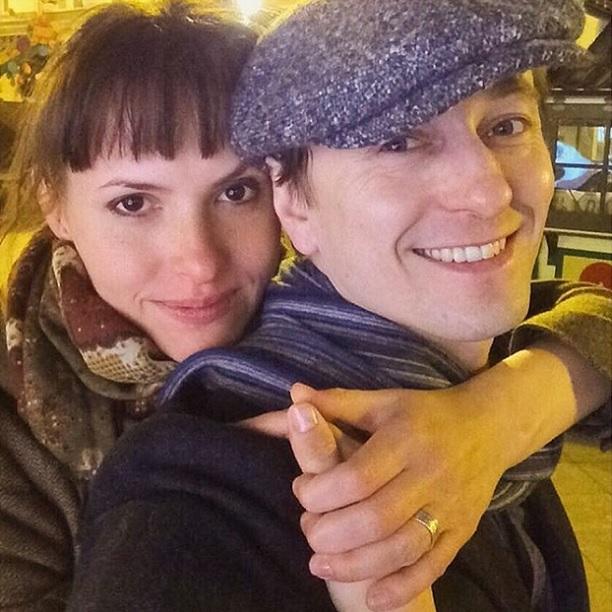 Последняя жена Безрукова Анна Матисон - фото