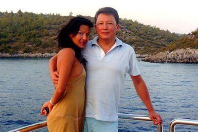 Гога Ашкенази и Тимур Кулибаев