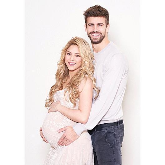 Муж Шакиры футболист - фото с мужем и детьми