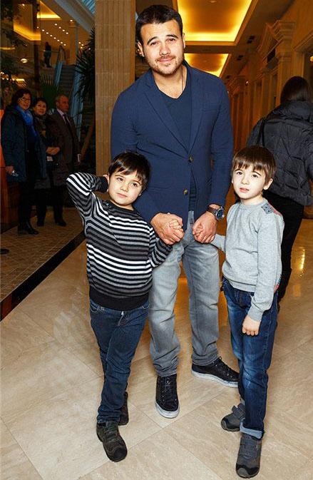 Жена Эмина Агаларова - фото, биография, дети