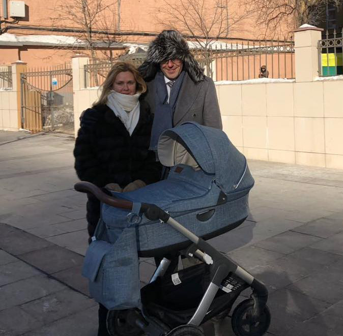 Сын Андрея Малахова и Натальи Шкулевой - фото 2018
