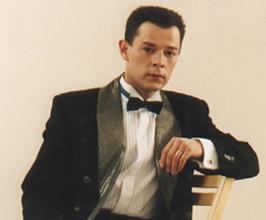 Вадим Казаченко в молодости - фото