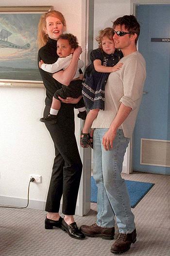 Жена Тома Круза - фото, личная жизнь, последние новости