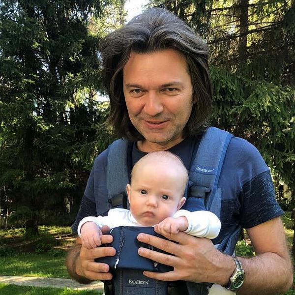 Сын Дмитрия Маликова - фото, имя, кто родил