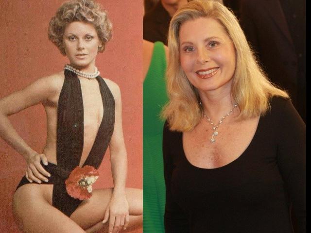 Вера Фишер в молодости и сейчас - фото