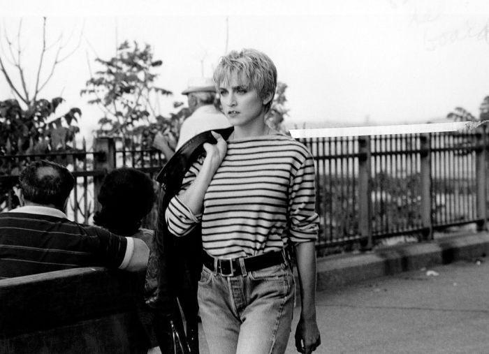 Певица Мадонна в молодости - фото