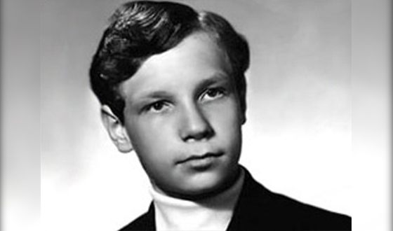 Борис Моисеев в молодости и сейчас - фото