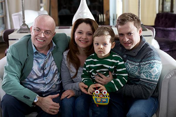 Андрей Гайдулян и его жена - фото, биография, дети