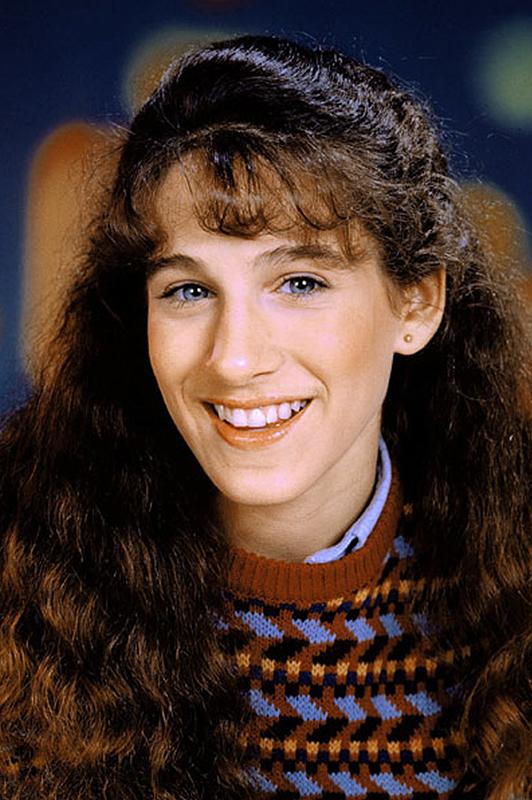 Сара Джессика Паркер в молодости - фото