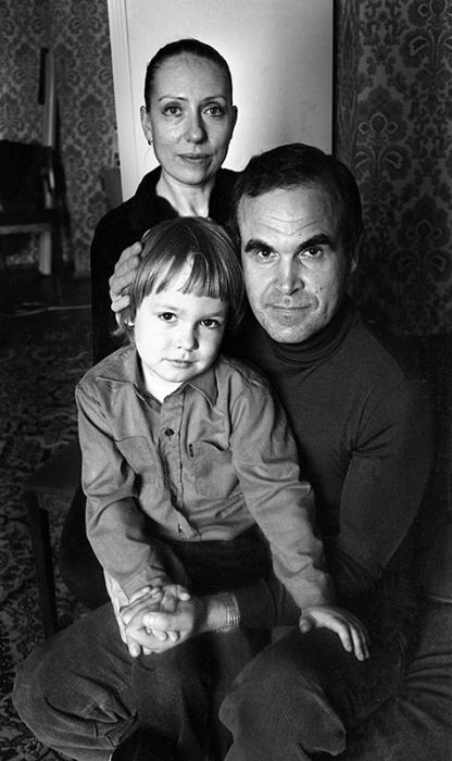 Муж Инны Чуриковой - фото, биография, дети
