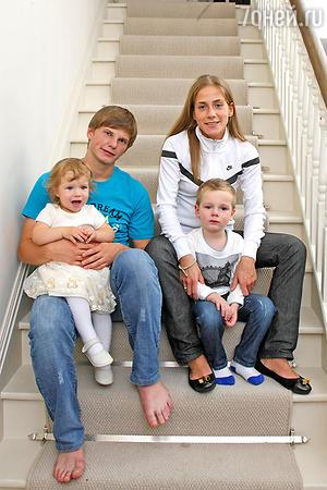 Дети Юлии Барановской - фото, личная жизнь, последние новости