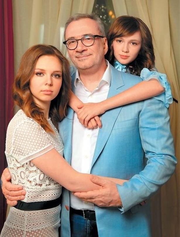 Дети Константина Меладзе - фото, биография, жены, личная жизнь