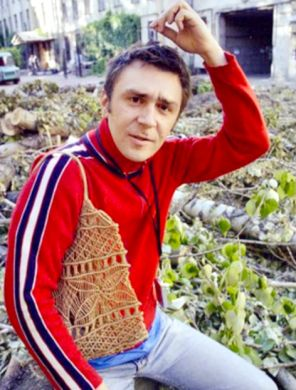 Сергей Шнуров в молодости - фото