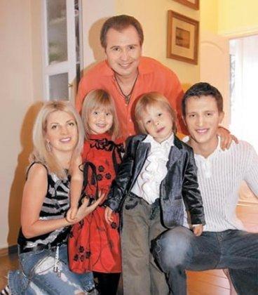 Жена Александра Малинина - фото, биография, личная жизнь, дети