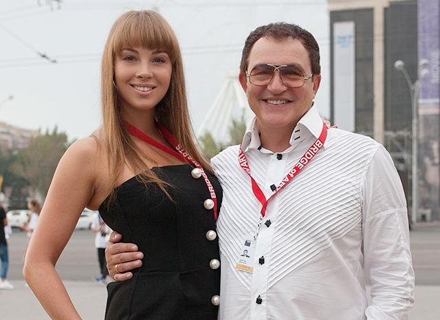 Жена Дмитрия Диброва - фото, биография, дети, новости