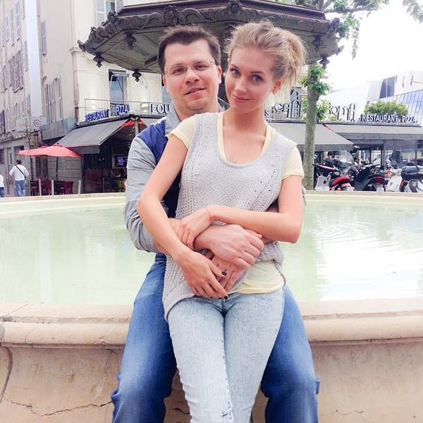 Жена Гарика Харламова - фото, биография, свадьба, дети