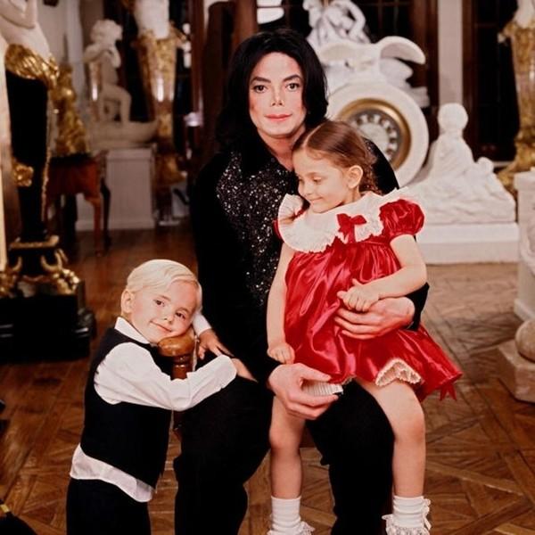 Дети Майкла Джексона сейчас - фото