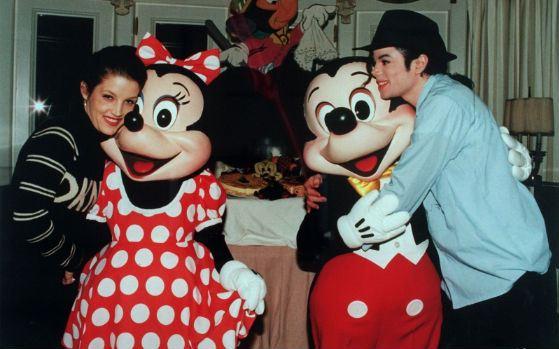 Жена Майкла Джексона - фото первой и второй жены, дети