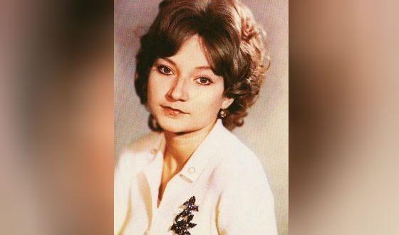 Елена Степаненко в молодости и сейчас