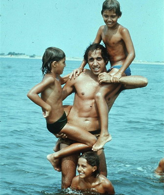 Жена Адриано Челентано - фото, биография, дети, семья