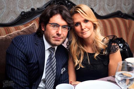 Жена Андрея Малахова - фото, биография, личная жизнь, дети