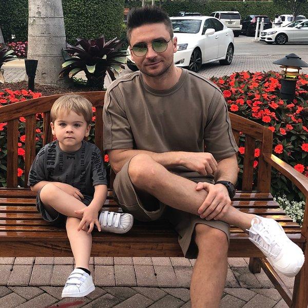 Сын Сергея Лазарева - фото, кто мать, кто родил сына певцу