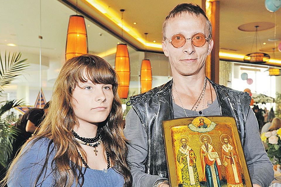 Дети Ивана Охлобыстина - фото, сколько, личная жизнь, жена