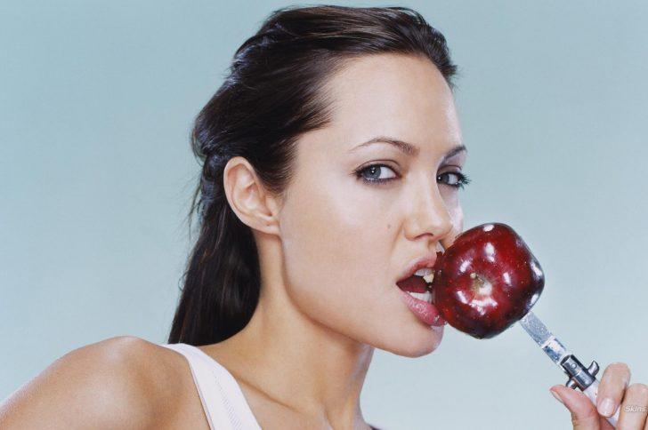Диета Анджелины Джоли - жидкая и злаковая диеты похудения
