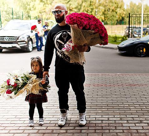 Дети Джигана и Оксаны Самойловой - фото