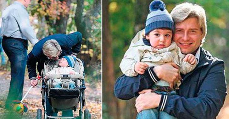 Дети Николая Баскова - фото, жена, личная жизнь, семья