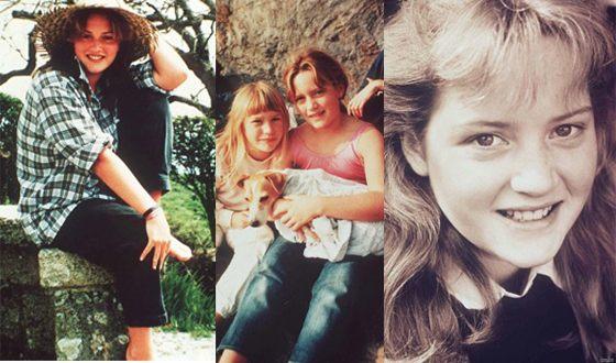 Кейт Уинслет в молодости - фото, фигура