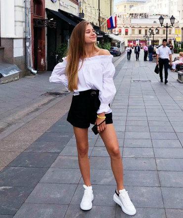 Бывший и новый парень Кати Адушкиной - фото