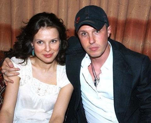 Жена Игоря Верника - фото, сын