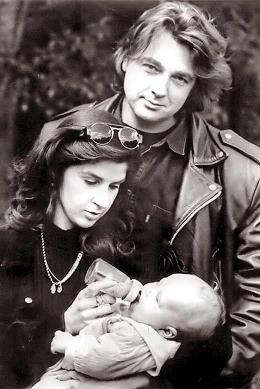 Жена Константина Эрнста - фото, личная жизнь