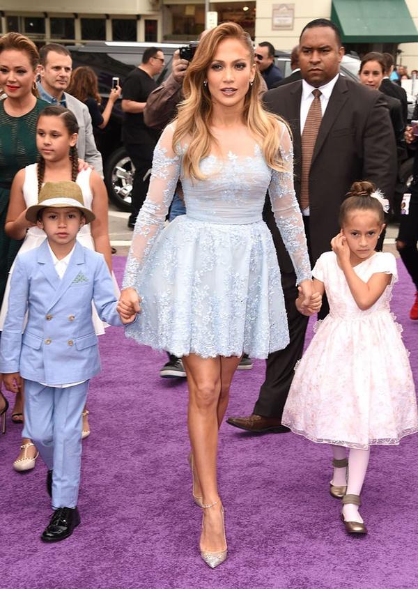 Дети Дженнифер Лопес- фото, сколько, семья сейчас