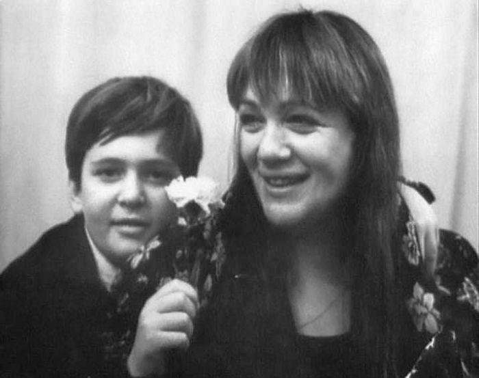 Дети Евгения Евстигнеева - фото, личная жизнь