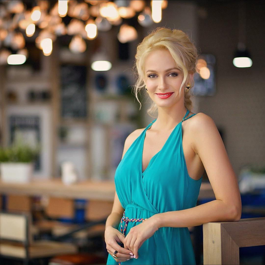 Личная жизнь Полины Максимовой
