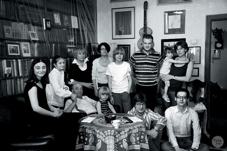 Дети Георгия Данелия - фото, личная жизнь