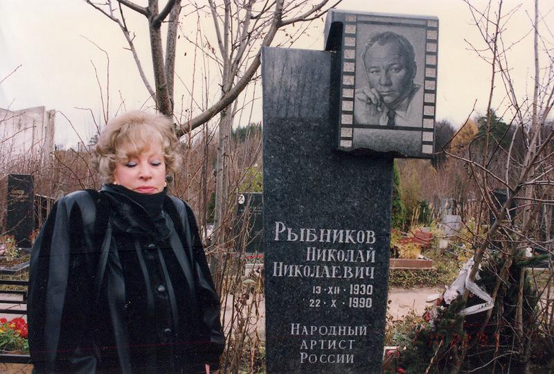Дети Николая Рыбникова - фото, личная жизнь