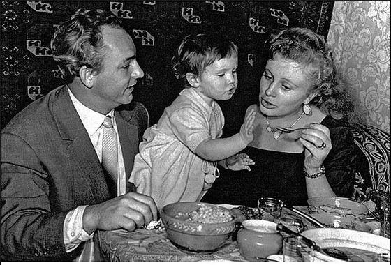 Жена Николая Рыбникова – история ушедшей любви