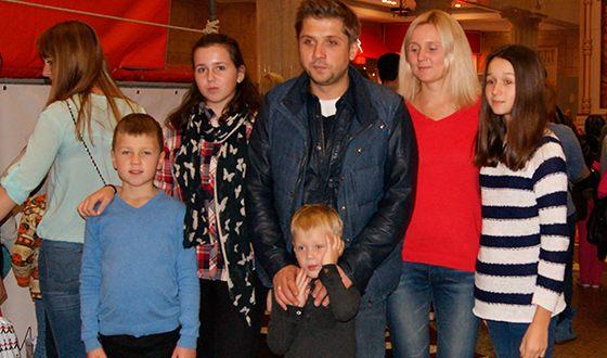 Роман Маякин и его жена- фото, личная жизнь