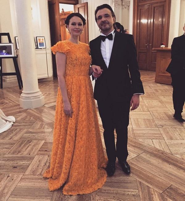 Новый муж Ирины Безруковой