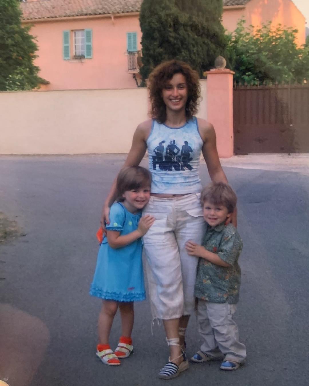 Дети Тины Канделаки - личная жизнь