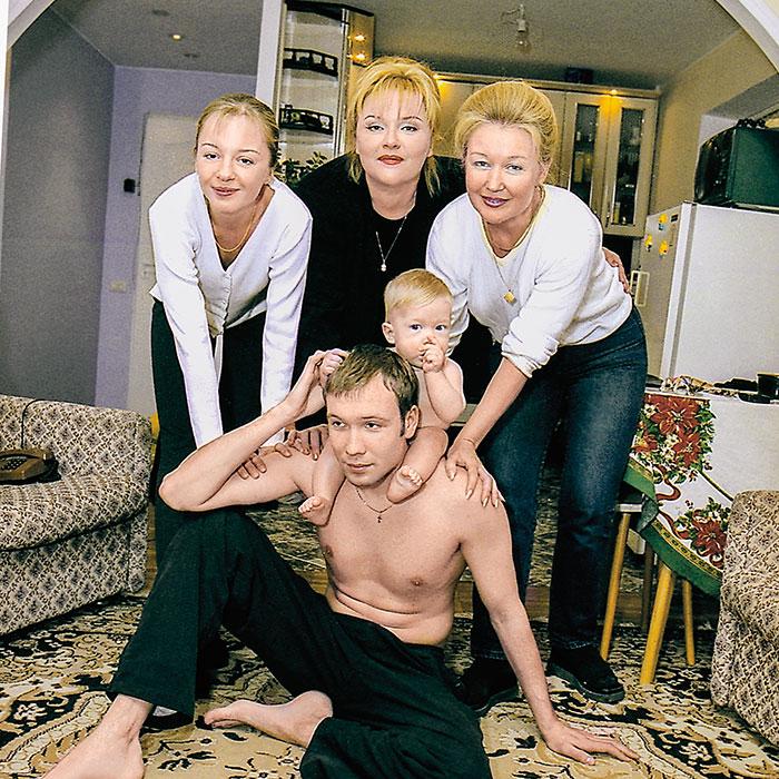 Дети Александры Яковлевой - личная жизнь