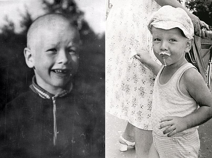 Дети Никиты Панфилова - личная жизнь актера