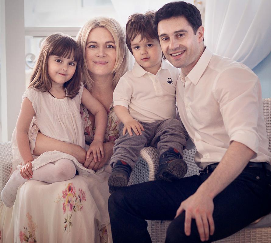 Антон Макарский и его жена - личная жизнь